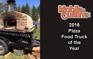 Anzios Brick Oven Pizza