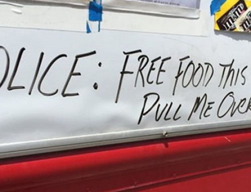 Idaho Food Truck Gives Free Food To Local Police