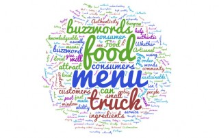 menu buzzwords