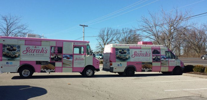 opening a second food truck