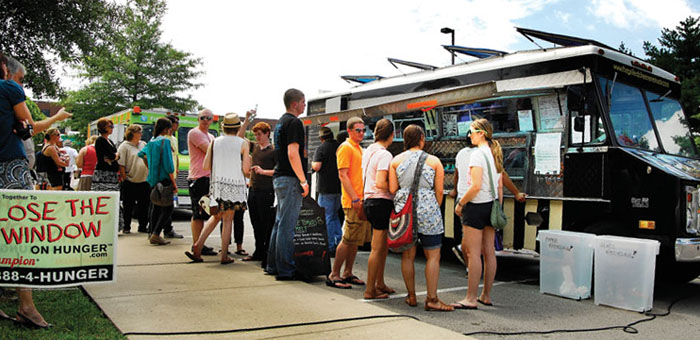 Increase Your Food Truck Profits Through Shorter Wait Times