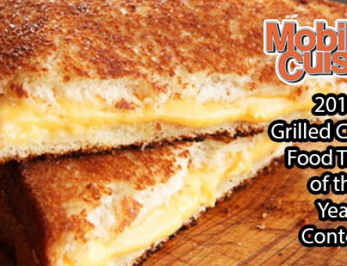 2016 Grilled Cheese Food Truck Of The Year Contest