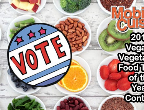 Vote Now! 2016 Vegan Vegetarian Food Truck Of The Year
