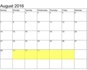 August 29-2 Food Holidays