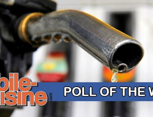 Poll of the Week: How Much Do You Spend On Fuel