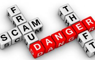 fraud danger
