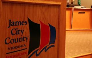 james county va
