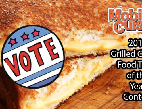 Vote Now! 2016 Grilled Cheese Food Truck Of The Year