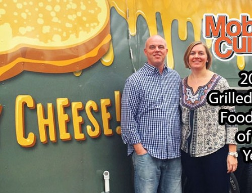Say Cheese!: 2016 Grilled Cheese Food Truck Of The Year