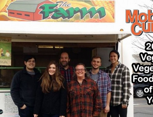 The Farm Concessions: 2016 Vegan Vegetarian Food Truck Of The Year