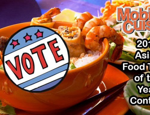 Vote Now! 2016 Asian Food Truck Of The Year