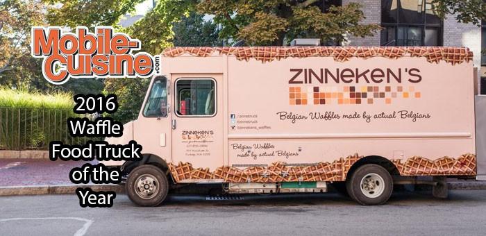 Zinneken's Waffles