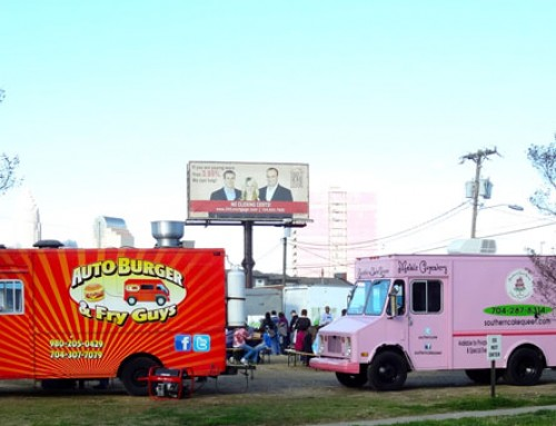 Charlotte City Council Relaxes Food Truck Rules