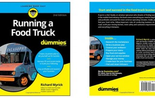 running a food truck for dummies 2nd edition