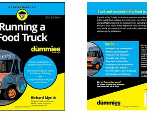 Order Running A Food Truck For Dummies 2nd Edition Now