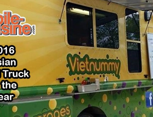 Vietnummy: 2016 Asian Food Truck Of The Year
