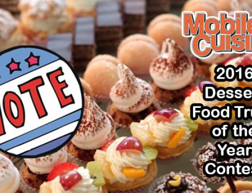 Vote Now! 2016 Dessert Food Truck Of The Year