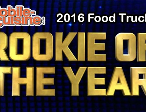 2016 Food Truck Rookie Of The Year Contest