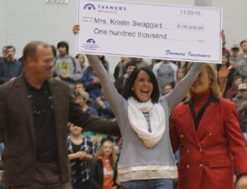 Oregon High School Teacher Wins 100K For Food Truck Program