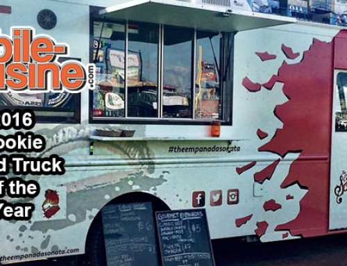 Empanada Sonata: 2016 Rookie Food Truck of the Year