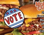 2017 Food Truck Burger Of The Year