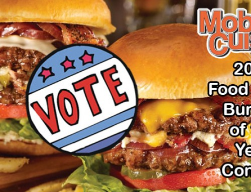 Vote Now: 2017 Food Truck Burger Of The Year