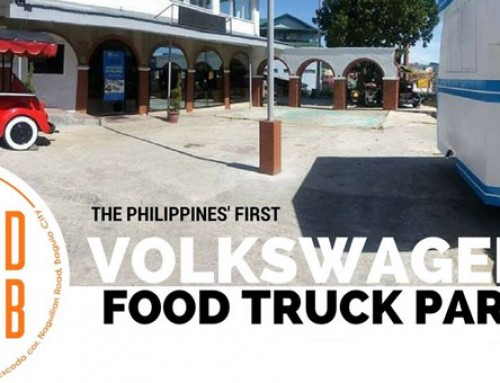 Philippine City To Open First Food Truck Park At End Of January