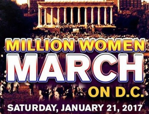 DC Food Trucks Step Up To Feed Women's March On Washington