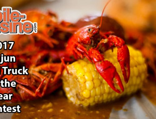 2017 Cajun Food Truck Of The Year Contest