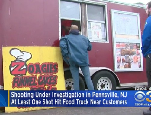 South Jersey Food Truck Crowd Attacked By Drive-By Pellet Gun
