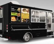 food truck menu design
