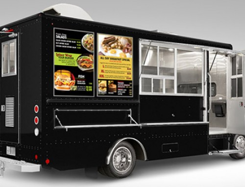 Menu specials built into your food truck menu planning for Food truck blueprint