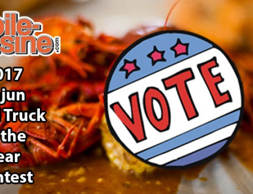 Vote Now: 2017 Cajun Food Truck Of The Year