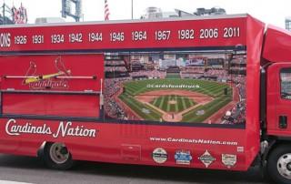 cardinals nation food truck