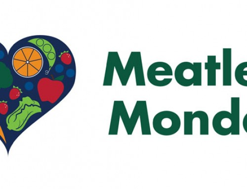Starting The New Year Meatless One Day A Week