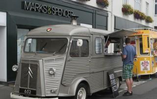 mobile food industry