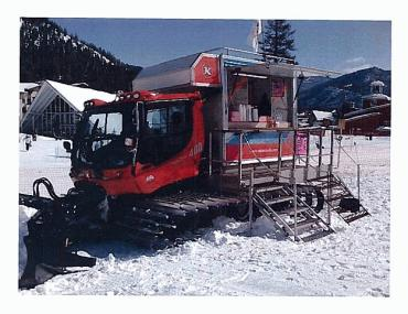 Mammoth Mountain about to add Snowcat Kitchens   Mobile
