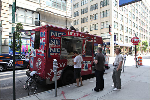 NYC foodtruck