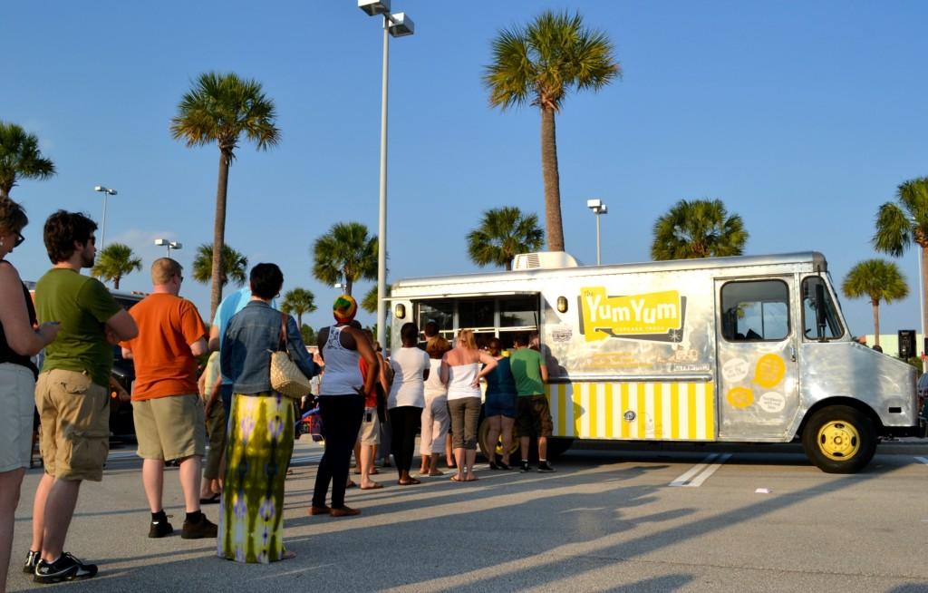 Food Truck Run Orlando