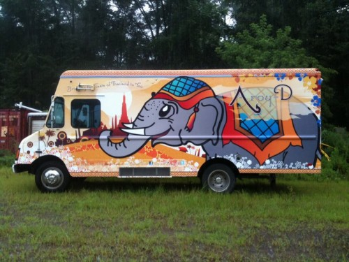 Thai-Elephant-Food-Truck