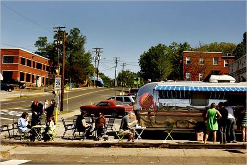 Chapel Hill Food Truck
