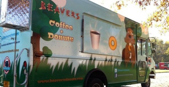 beavers donuts