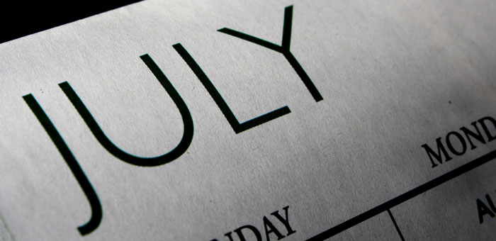 july food holidays