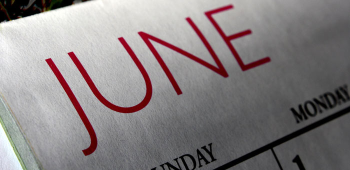 june food holidays