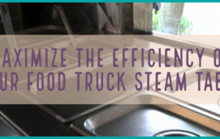 food truck steam table