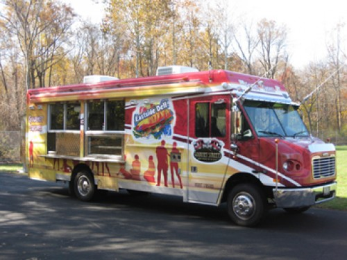 Food truck franchise group