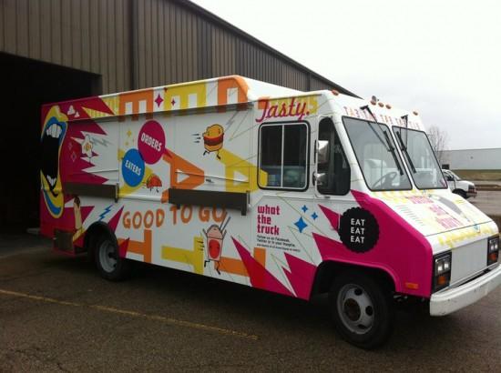 Food Truck Catering Grand Rapids