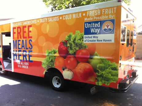 New-Haven-School-Food-Truck