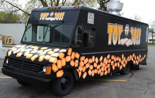 Tot Boss Food Truck Hits St Paul Streets This Month