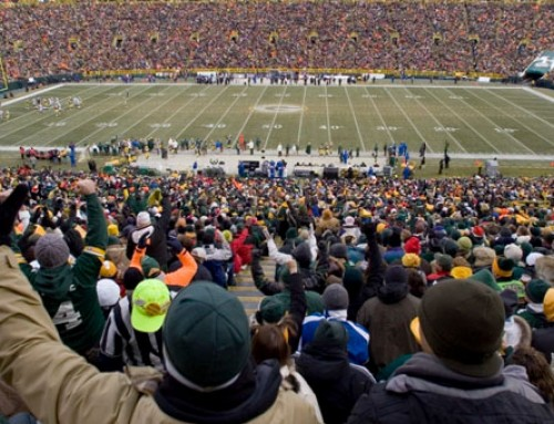 Build Your Customer Base By Targeting Football Fans
